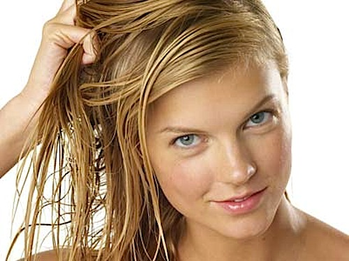 маски для жирного типы волос