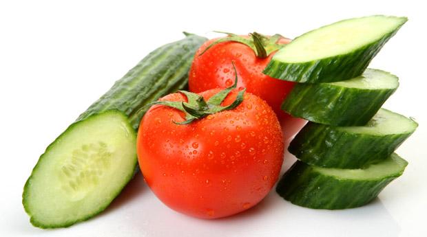 овощные маски для жирной кожи
