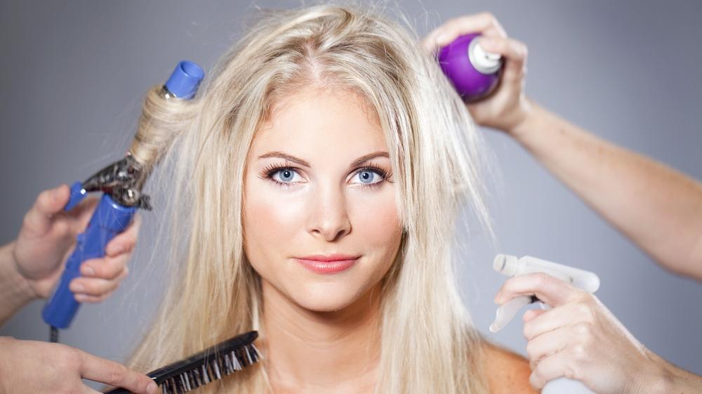 выпадение волос из-за неправильного ухода