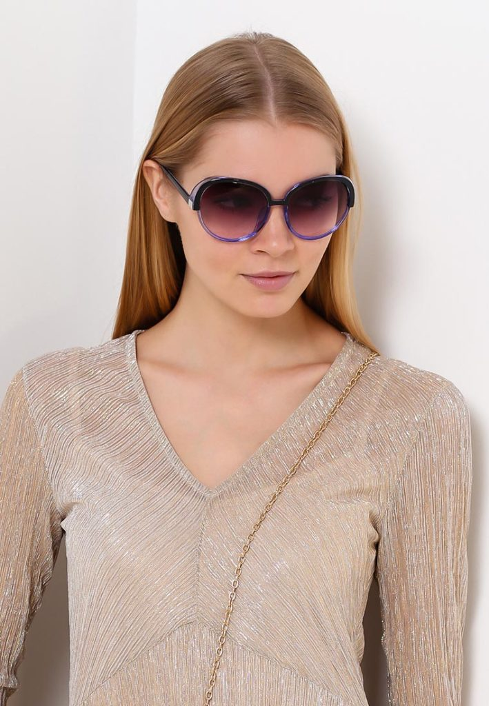 большие круглые очки гранды
