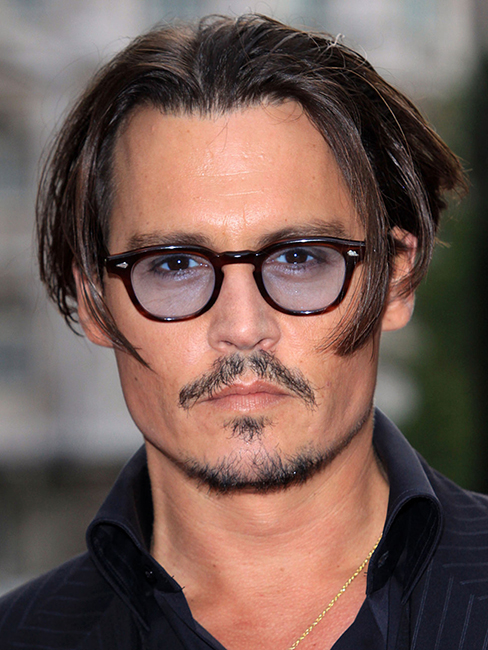 Джонни депп очки панто