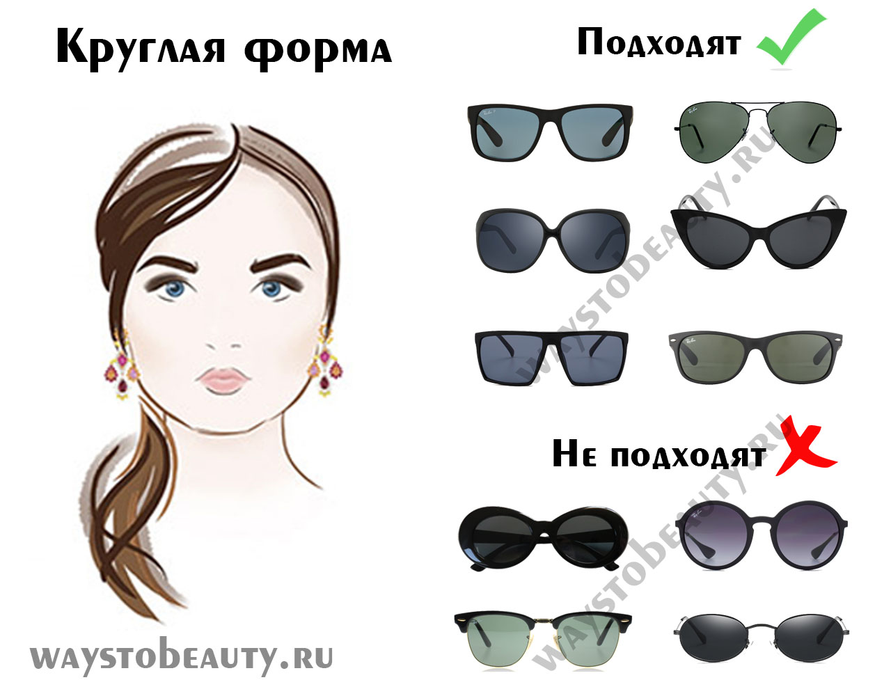 Как выбрать солнцезащитные очки   Ways to Beauty 450d7aa40e4