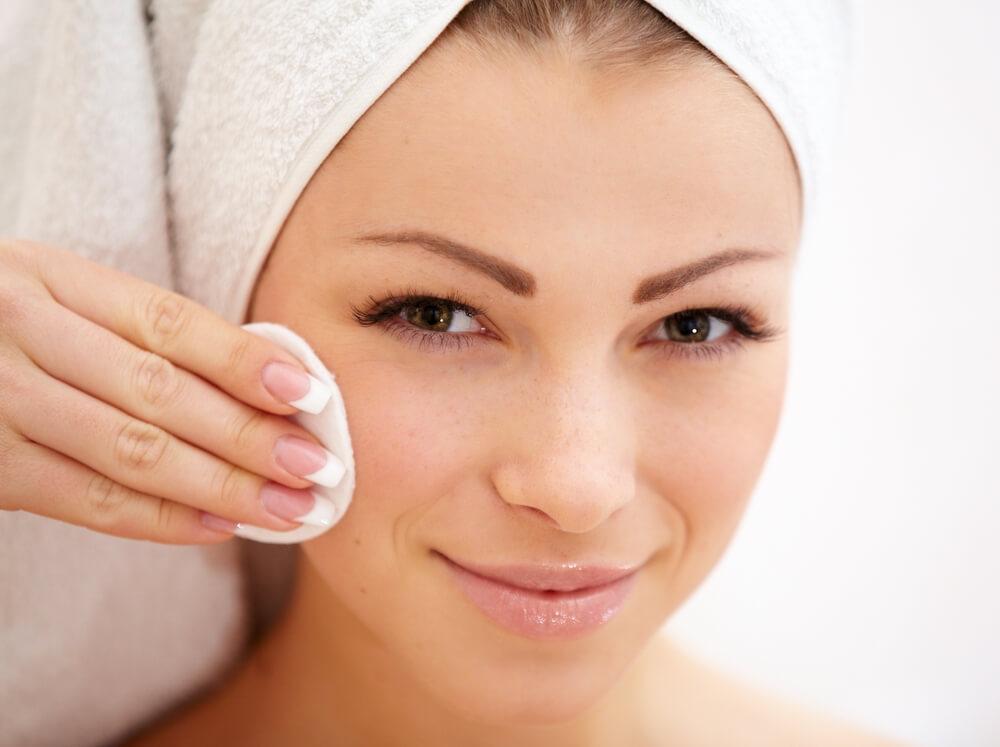 тонизирование нормальной кожи