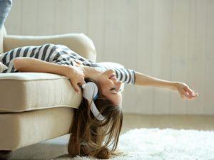 выпадение волос после стресса