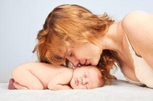 выпадение волос при кормлении грудью