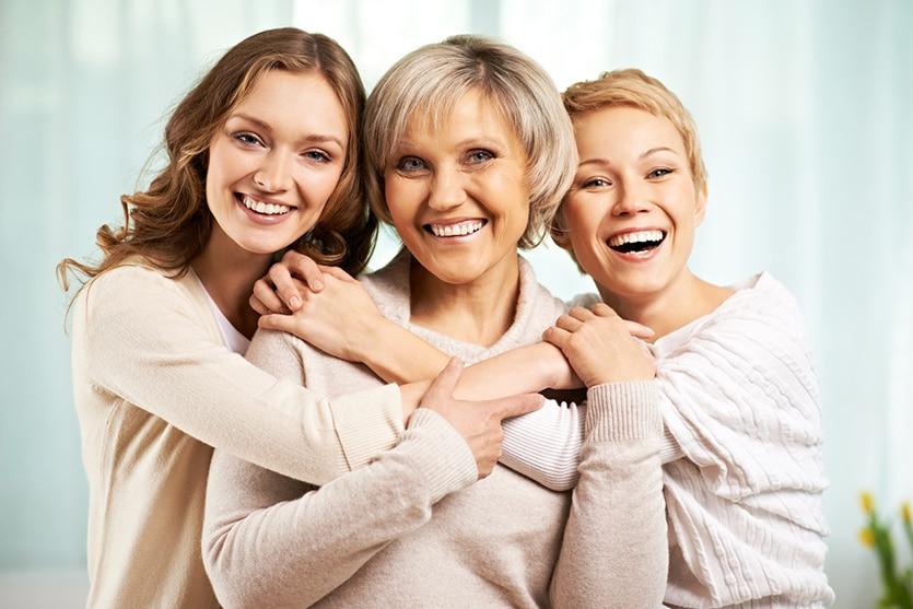 Уход за кожей в разном возрасте имеет свои особенности